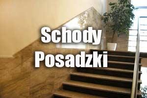 Schody, posadzki, klatki schodowe