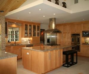 Kuchnia, blaty kuchenne