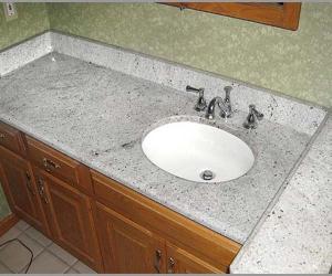 Granit - Kasmir White