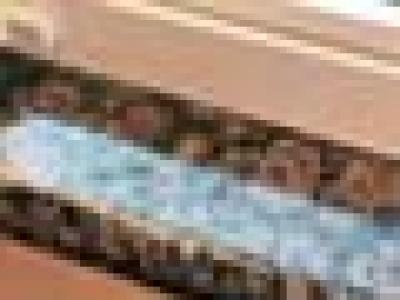 Parapety granitowe, marmurowe